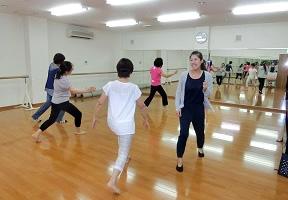3時間目 Anti-Aging Stretch