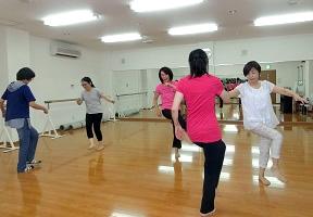 4時間目 Let's Dance